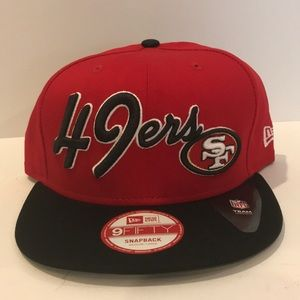San Francisco 49ers SnapBack Team Cap